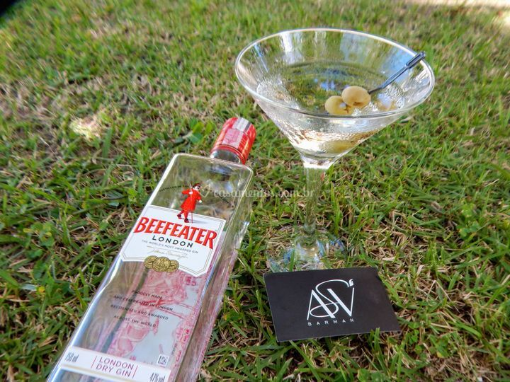 Dry Martini Premium.