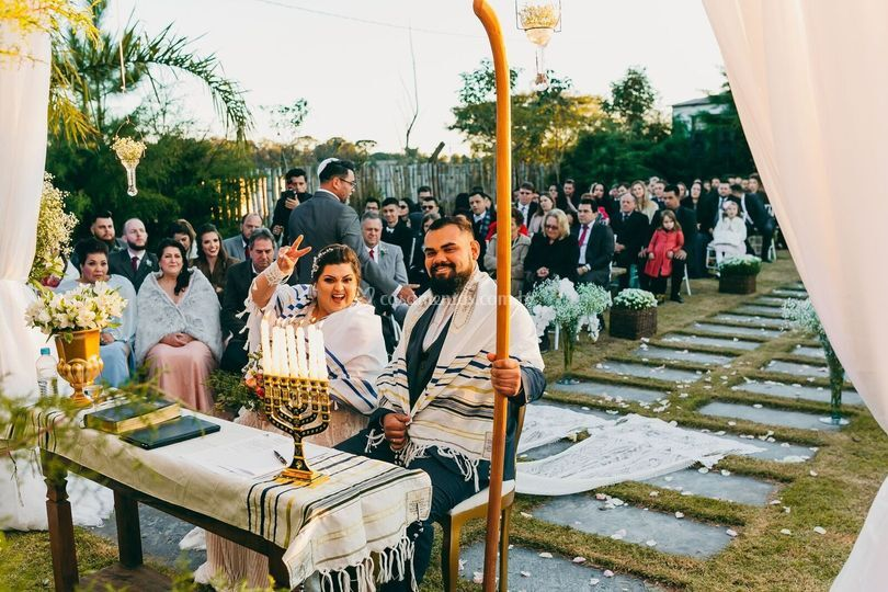 Casamento Judaico - animado