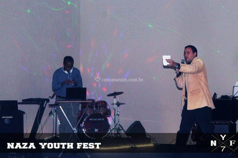 Verix no Naza Youth Fest