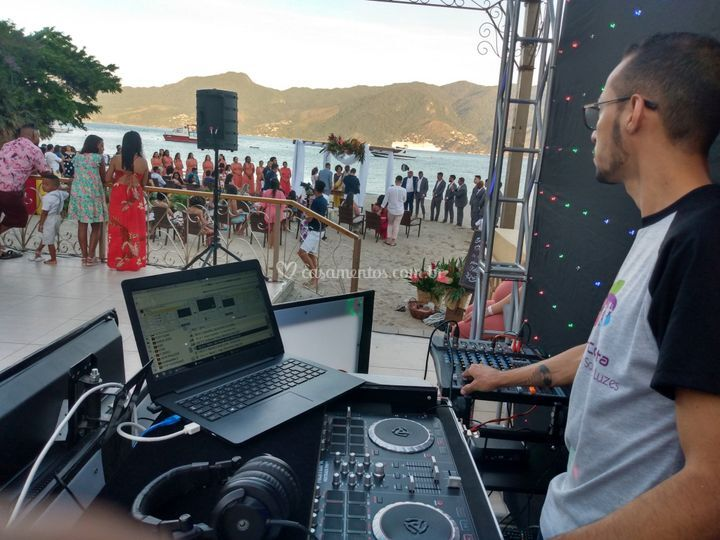 Litoral Norte Wedding DJ