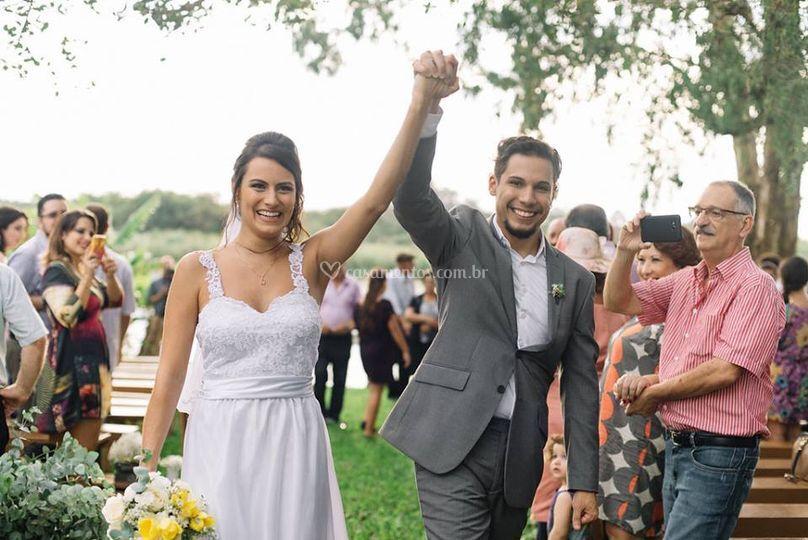 Casamento Catarine e Natã