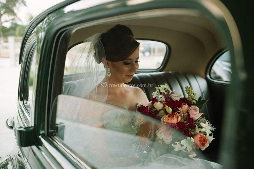 Noiva linda Valéria