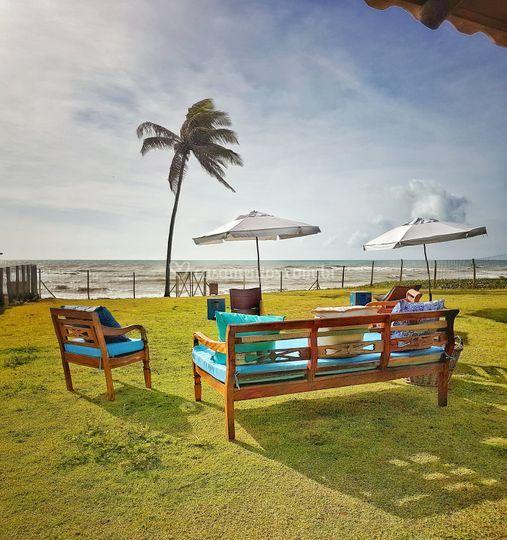 "Beach Lounge ""Maxim"""