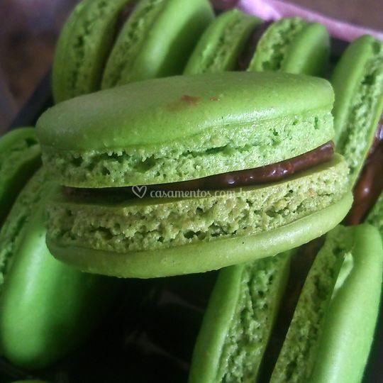 Macaron orgânico