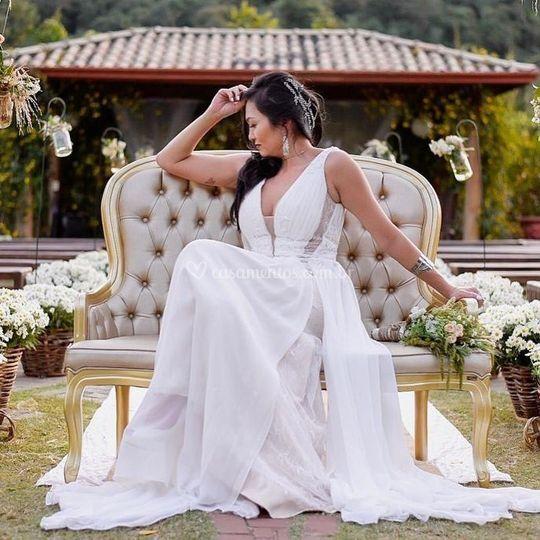 A noiva mais autentica