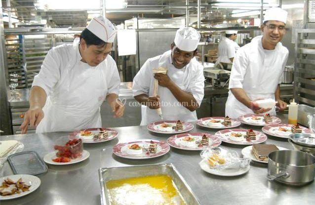 Preparação de alimentos