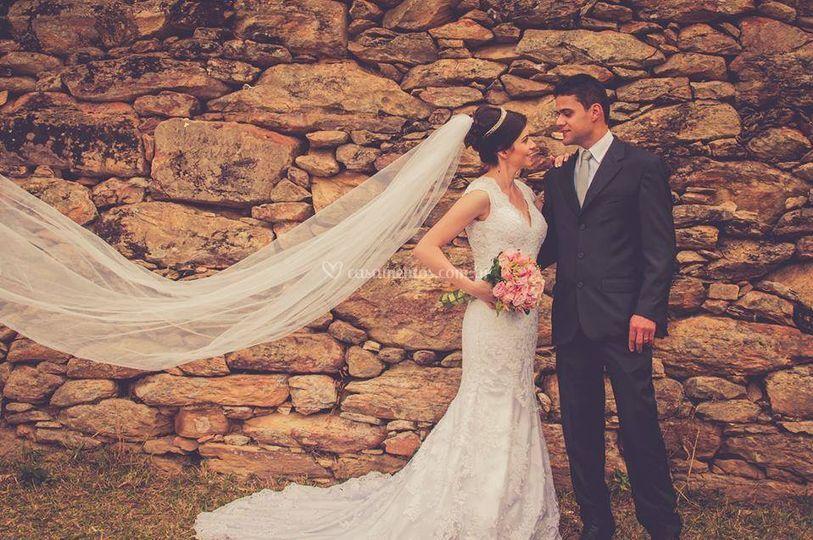 Casamento Franciele e Ariesley