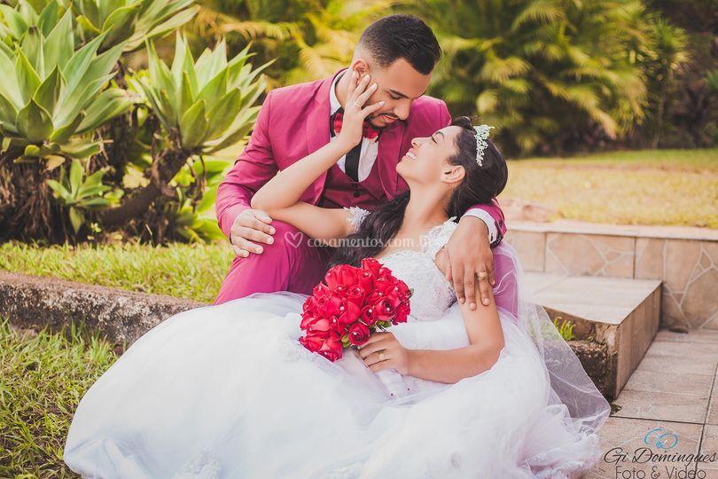 Casamento Jhenifer e Paulo