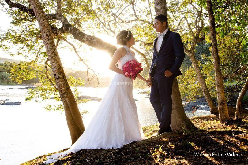 Casamento Lazaro e Gabriela