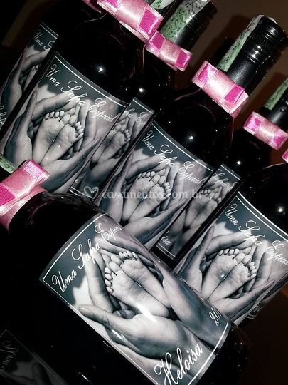 Vinhos Personalizado
