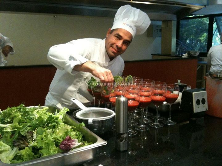 Chef Alé Martinez
