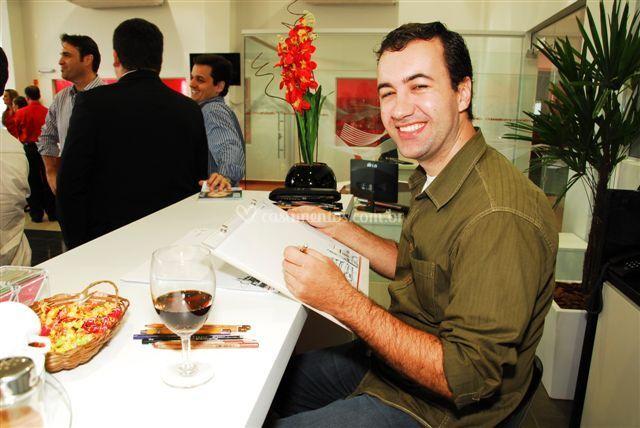 Caricaturista Darlion Amorim