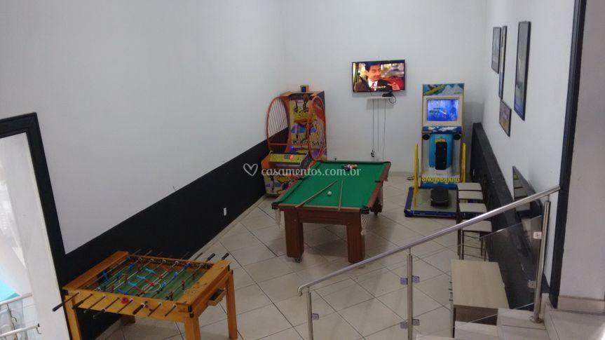 Area de Jogos