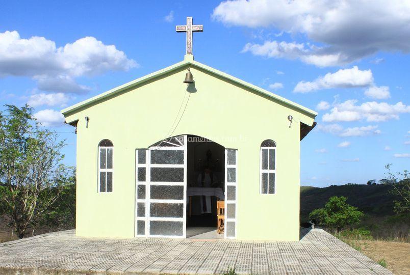 Igreja na fazenda