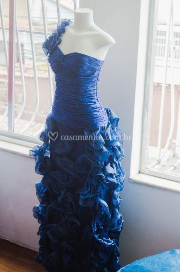 Vestido Glamour perfeito 009