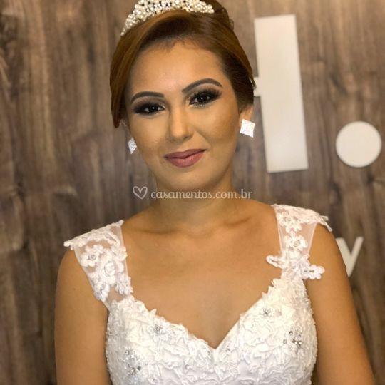 Noiva Milena