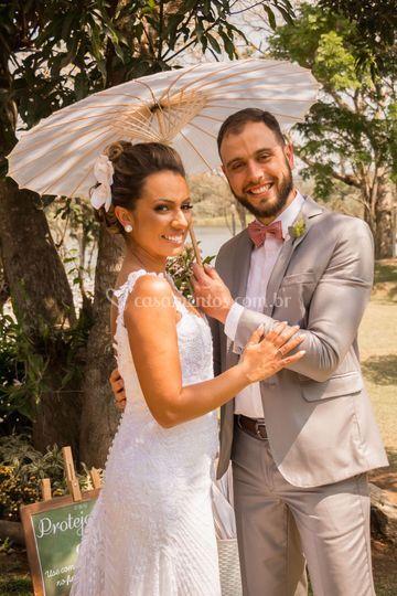 Casamento Priscila e Carlos