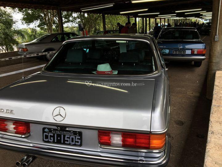 Mercedes Benz 1981 coupe
