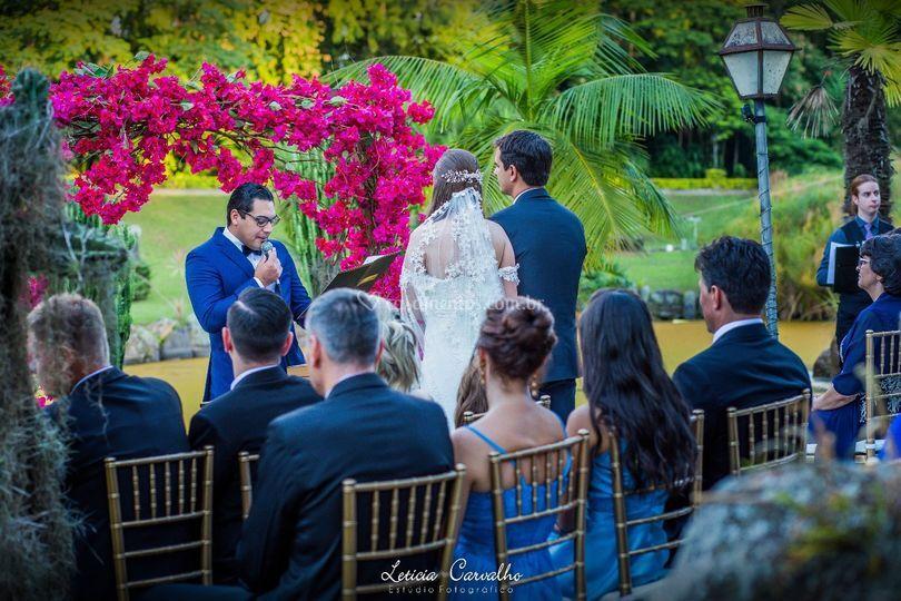 Casamento Mikaele e Acácio