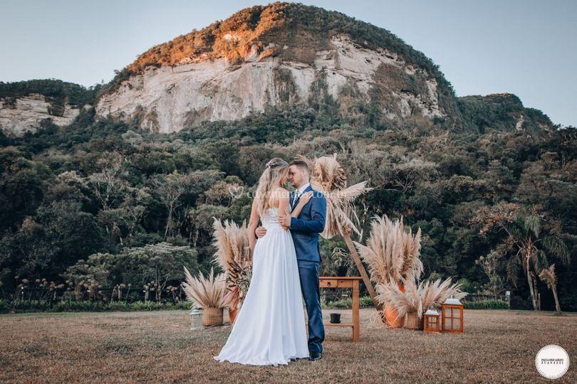 Perfeito Elopement Wedding