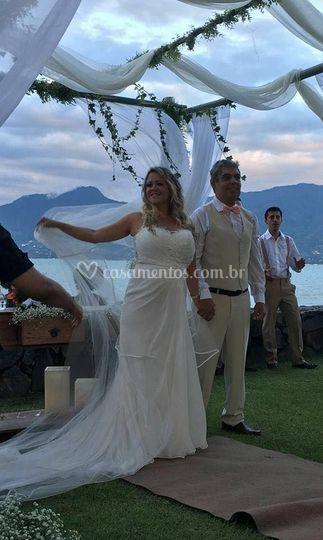 Aline e Fabiano, São Sebastião