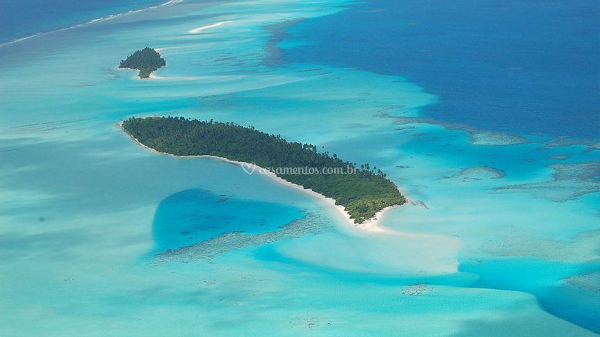 Maldivas um paraiso