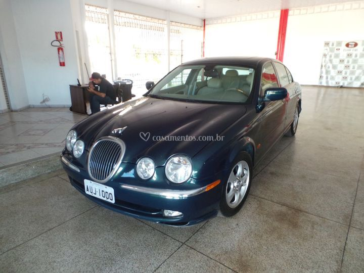 Jaguar S-Typer