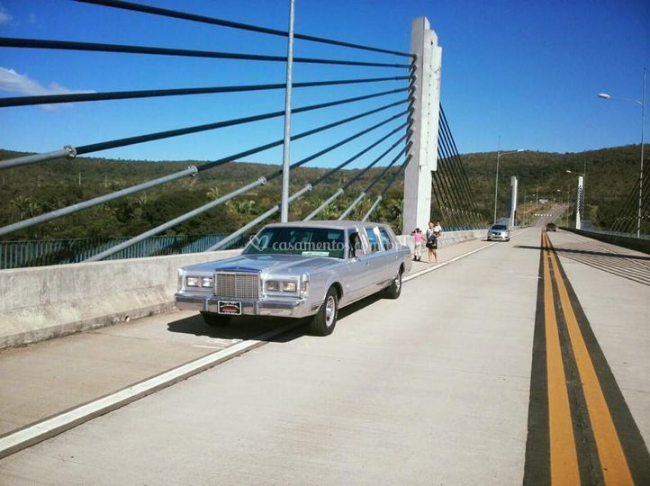 Limousine Lincoln - Miracema