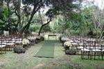 Casamento ao ar livre de S�tio Florentino