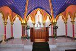 Parte interna da capela de S�tio Florentino