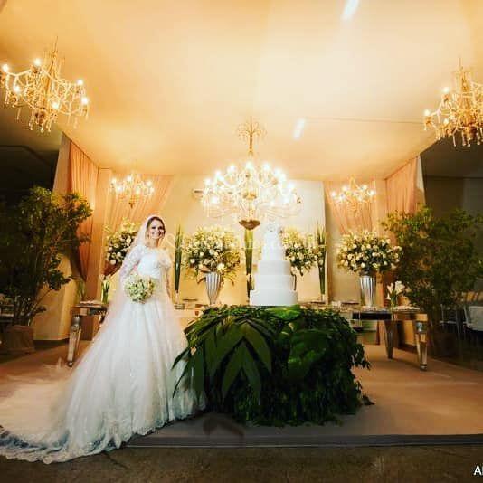 Casamento Garden Hall