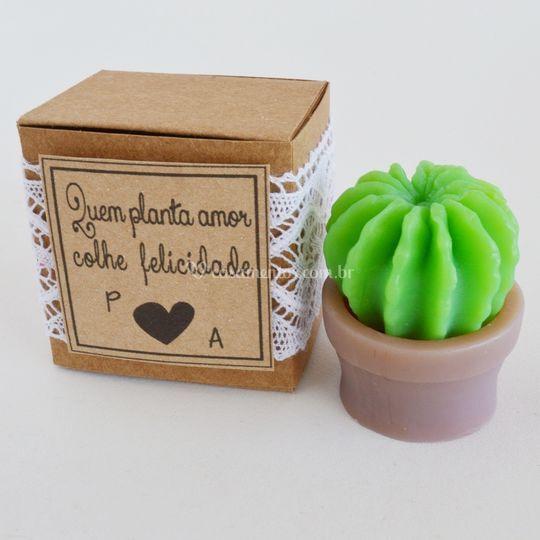 R$7,27 Mini Cacto do Amor
