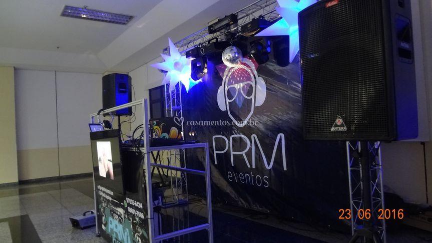 PRM Eventos