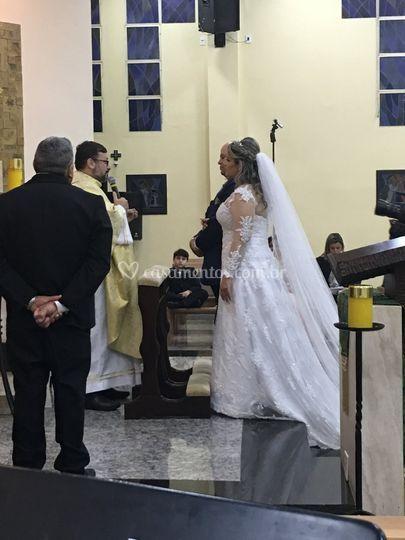 Casamento Adriana e Mauro