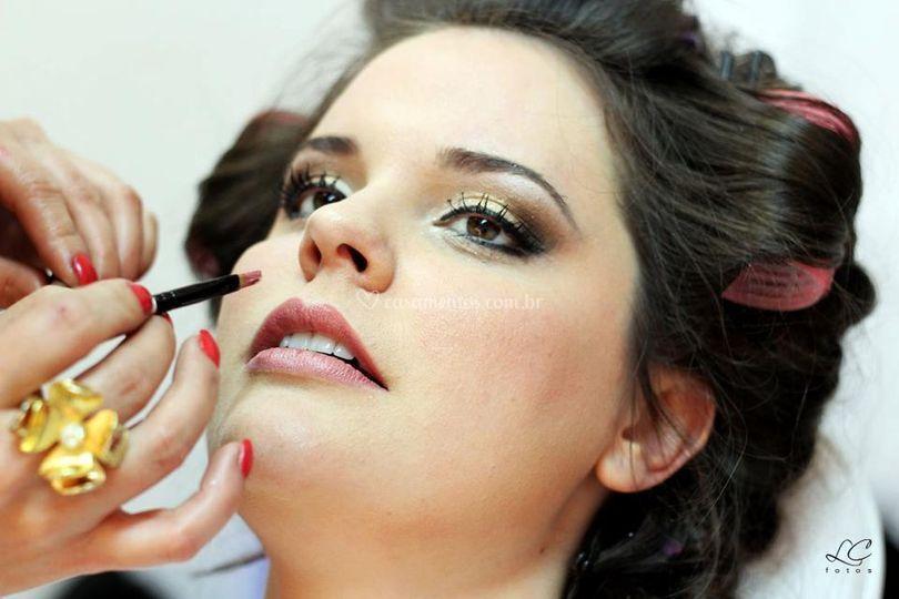 Maquiagem natural