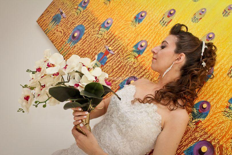 Noivas - Salão Leila Guerra