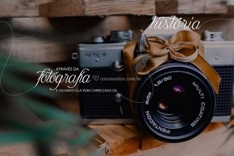 A nossa fotografia é rica em: