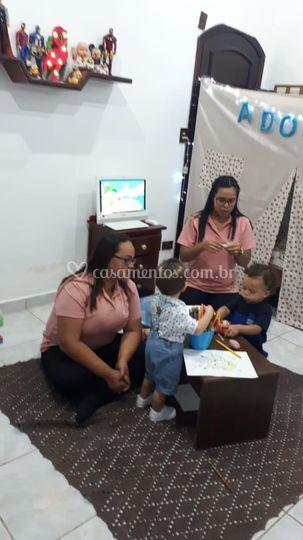 Adoleta - Recreação Infantil