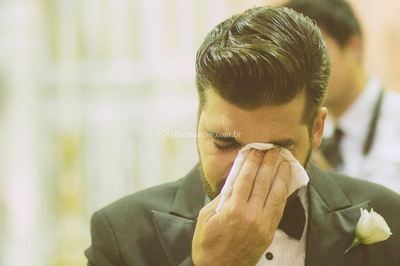Lágrimas de amor!