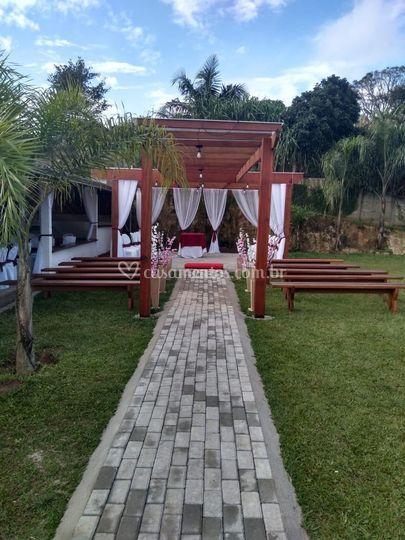 Local de cerimônia