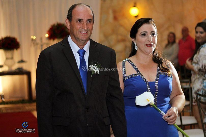 Celebração de bodas