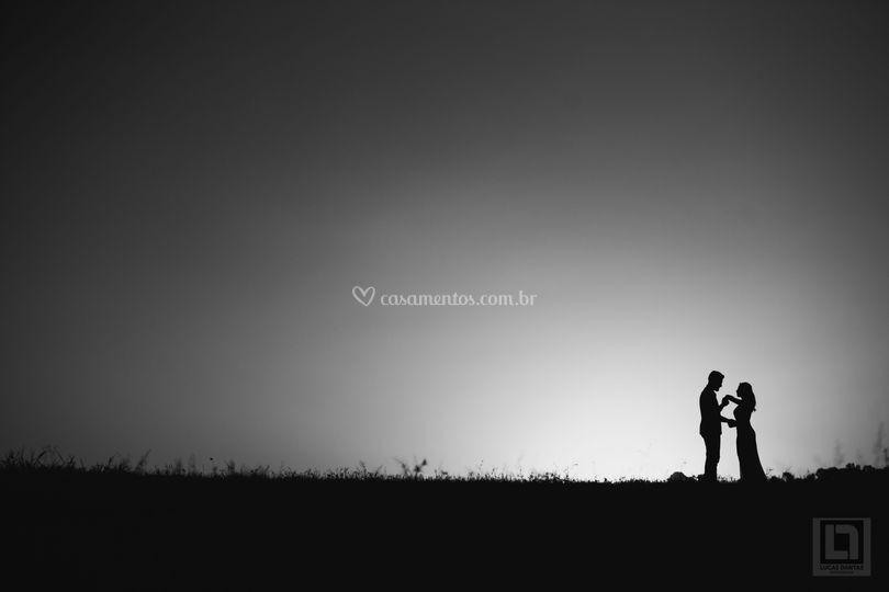 Ensaio pré casamentos