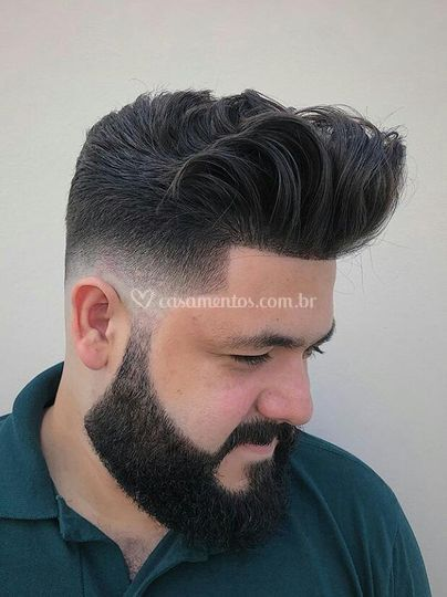 Luan Barber Depois
