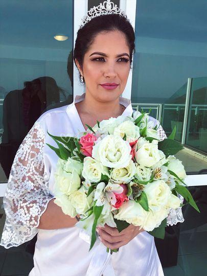 Noiva Erica