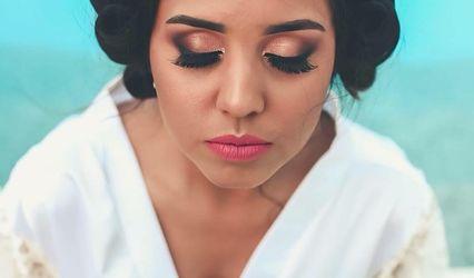 Bianca Santos Makeup 1