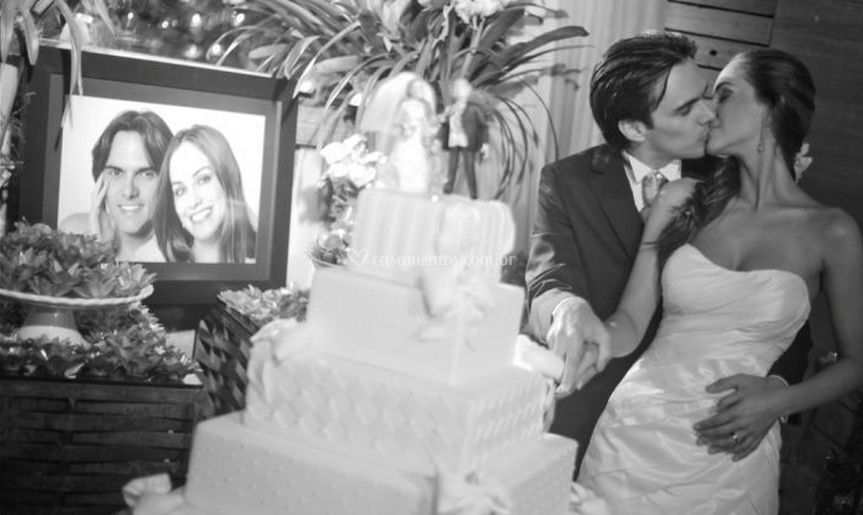 Lembranças de casamento