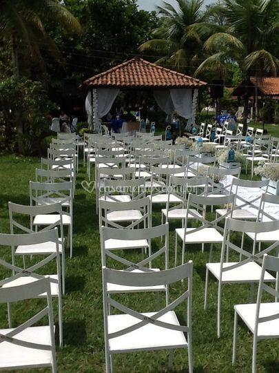 Area cerimonial