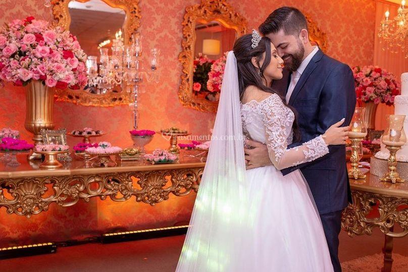 Casamento Daysielle e Felipe