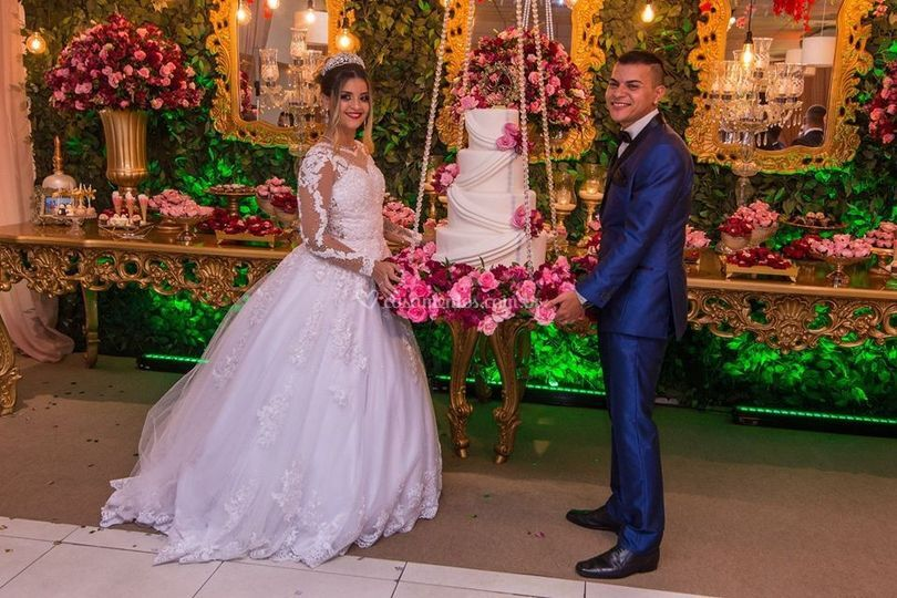 Casamento Juliane e Fernando