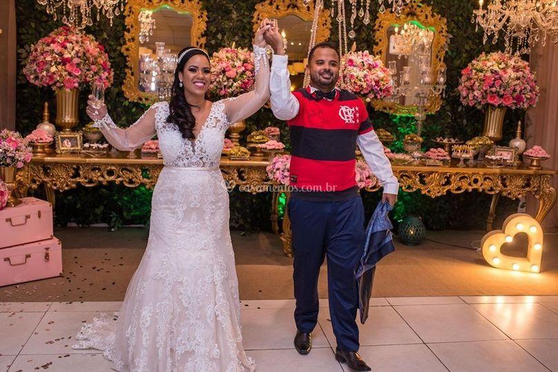 Casamento Edelaine & Tiago
